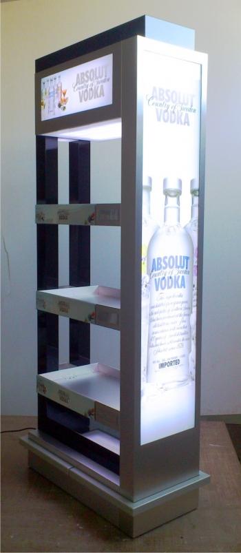 pernod ricard stand multibrandowy