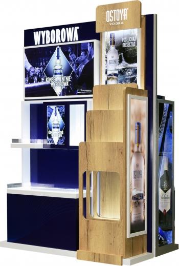 pernod ricard ekspozycja multibrandowa A