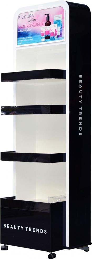 maxim stand kosmetyczny na markę biocura