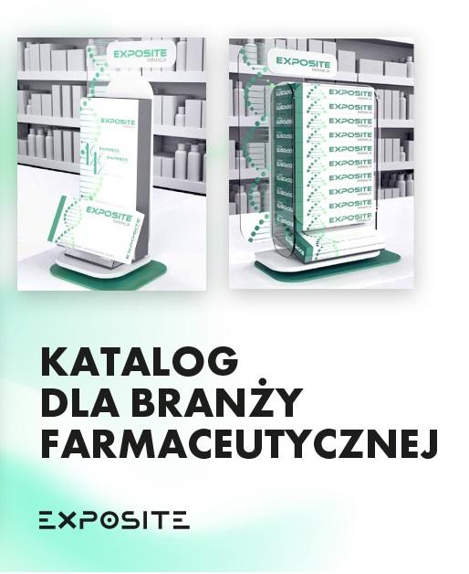 Katalog dla branży farmaceutycznej